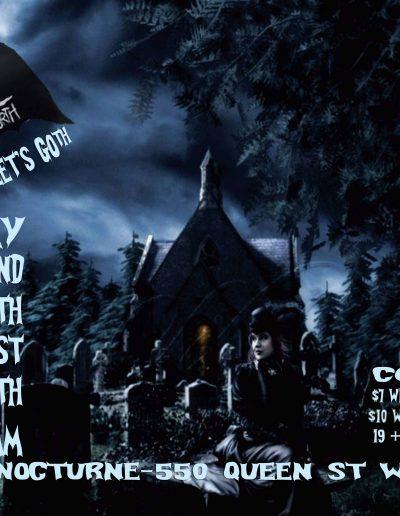 Batcave v10 Poster prin darker