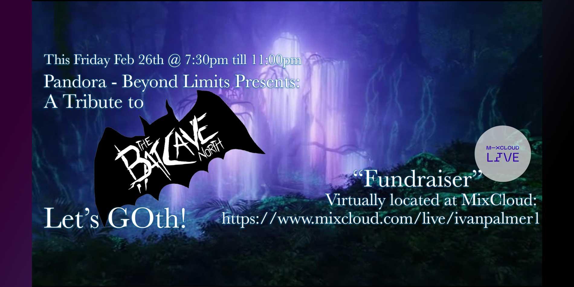 Batcave NOrth banner